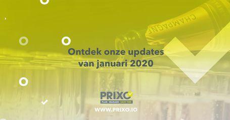 Wat had januari in petto bij Prixo?