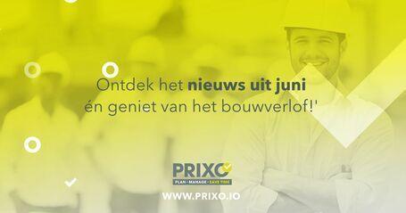Updates uit juni 2021 bij Prixo