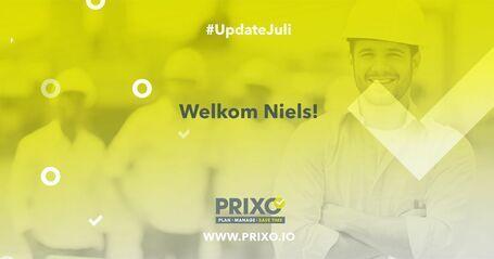 Welkom Niels!